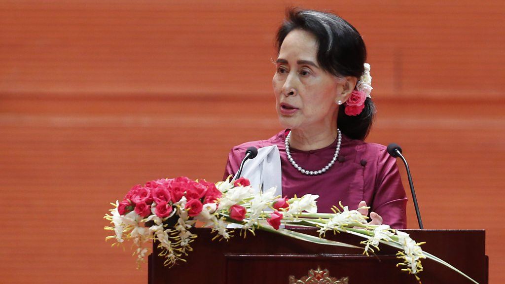 Leaders criticise Suu Kyi over Rohingya