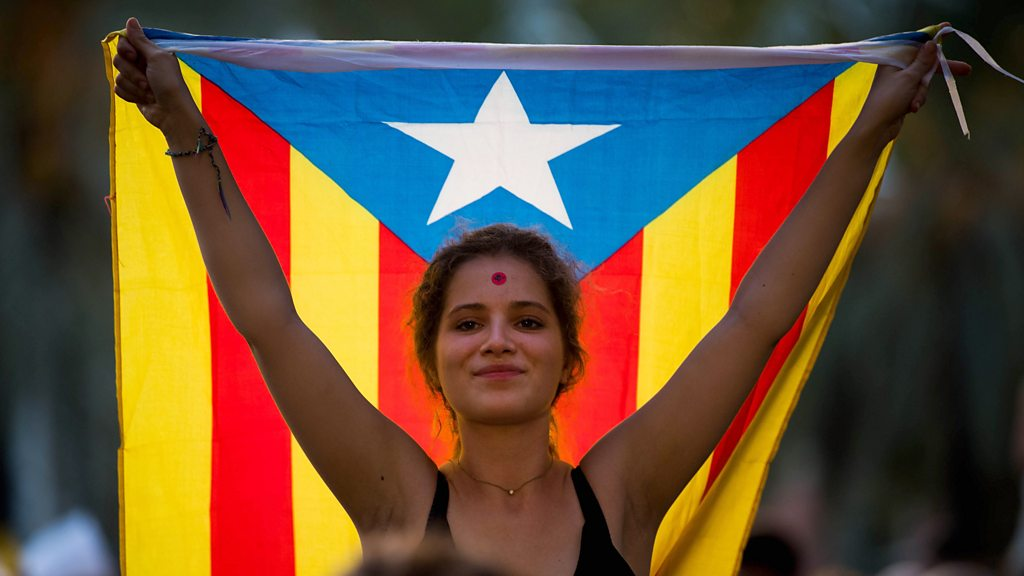 Madrid moves to take over Catalan police