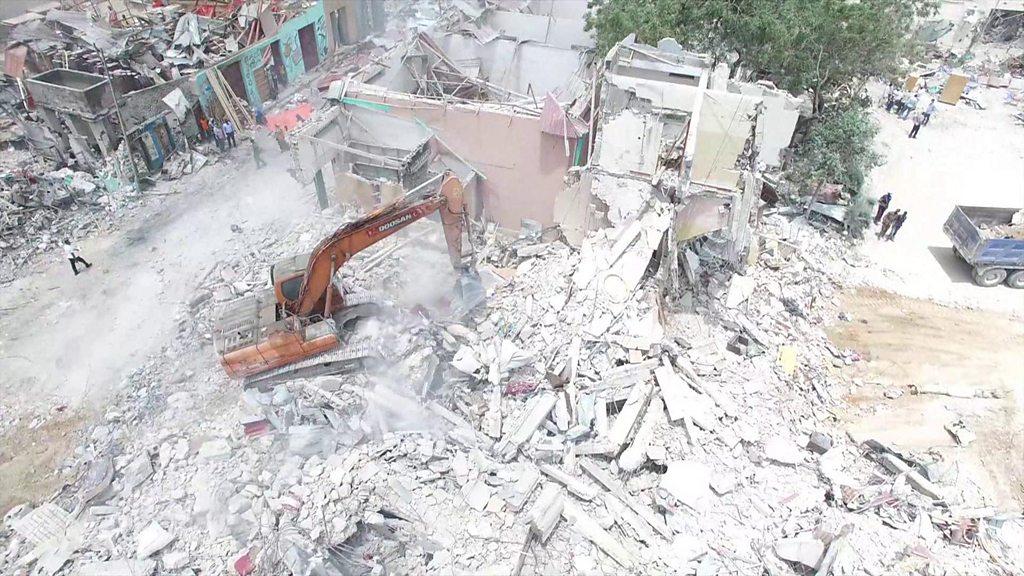 Mogadishu bomb toll jumps to 358