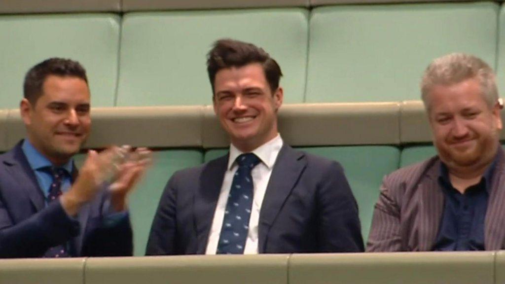 same sex marriage australia parliament tv in Northampton