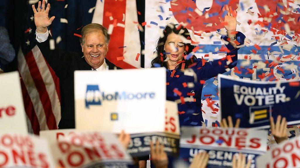 Democrat wins in Alabama Senate upset