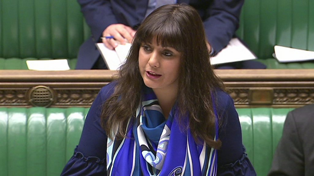 A first for Muslim women in Commons
