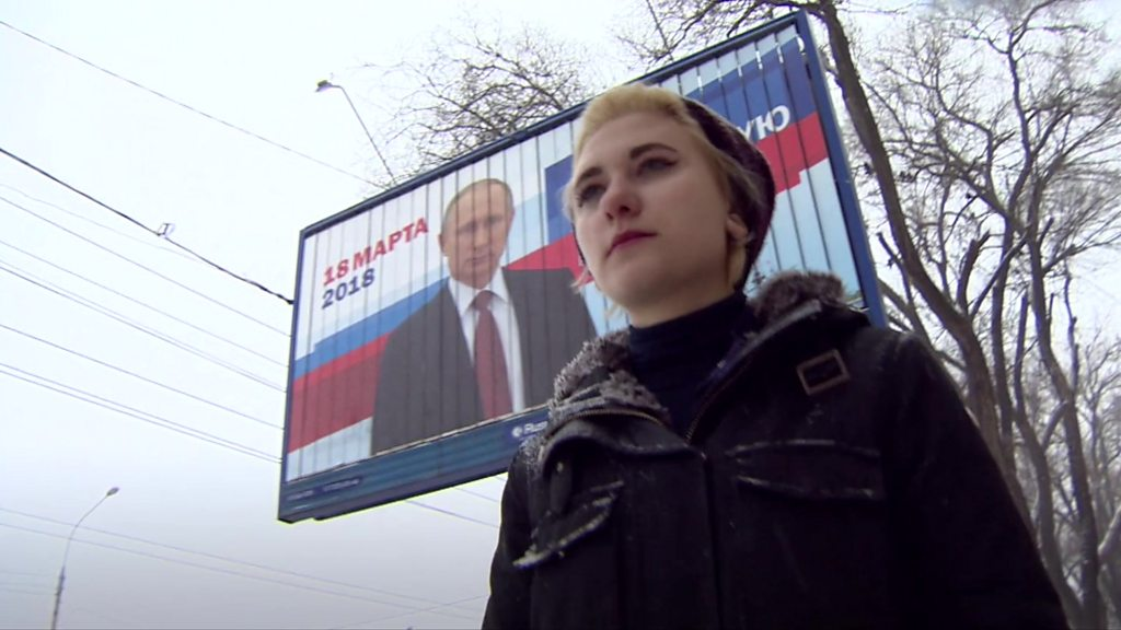 'Better than Trump': What young Russians think of Putin
