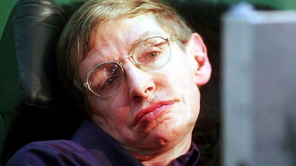 Stephen Hawking Dead, Aged 76