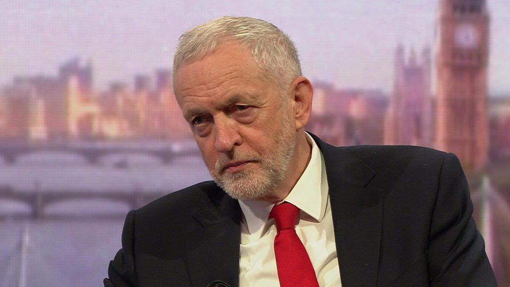 Corbyn wants proof Russia poisoned spy