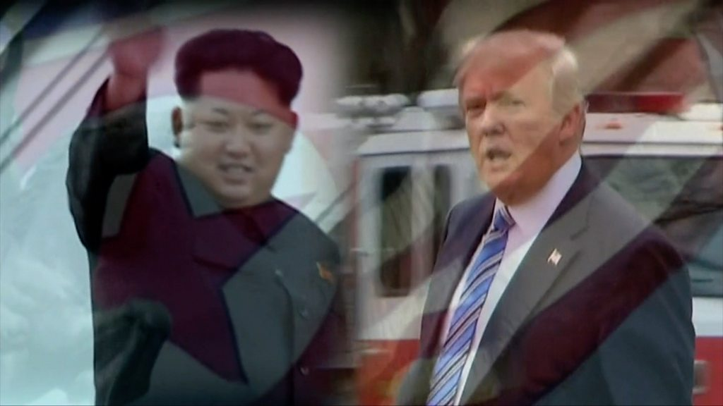 Trump-Kim summit set for Singapore