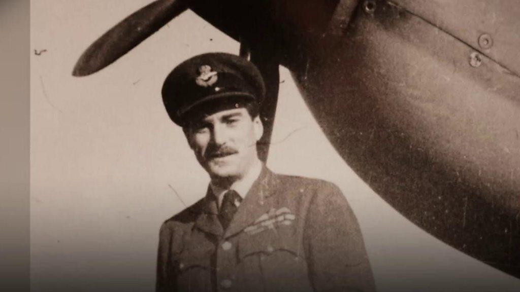 Battle of Britain ace fighter pilot dies aged 101