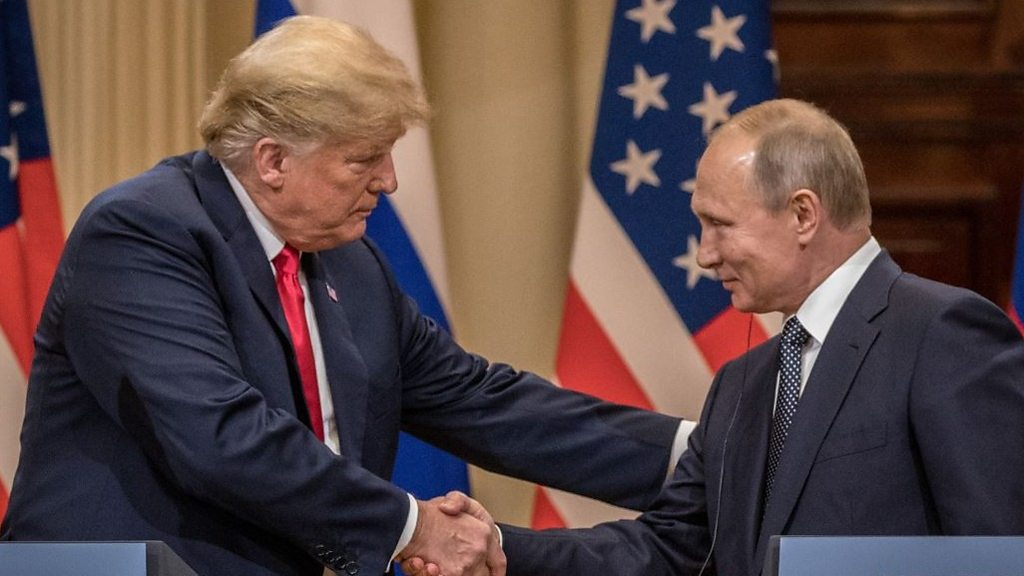 Trump hits back amid anger over Russia