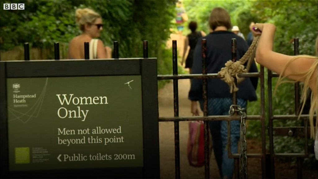 Transgender women's right to use Hampstead Heath ponds acknowledged
