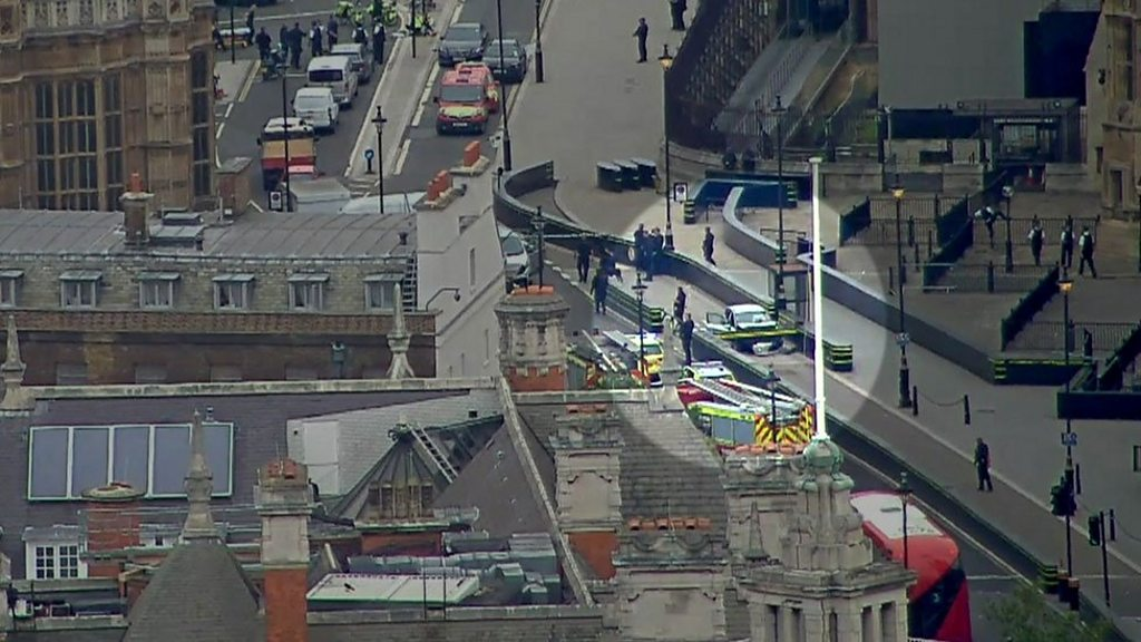 Wall street foll efter londonattack