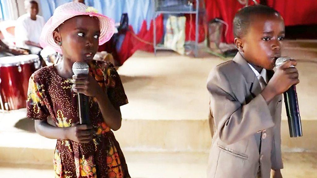 Ubang: The Nigerian village where men and women speak different languages -  BBC News