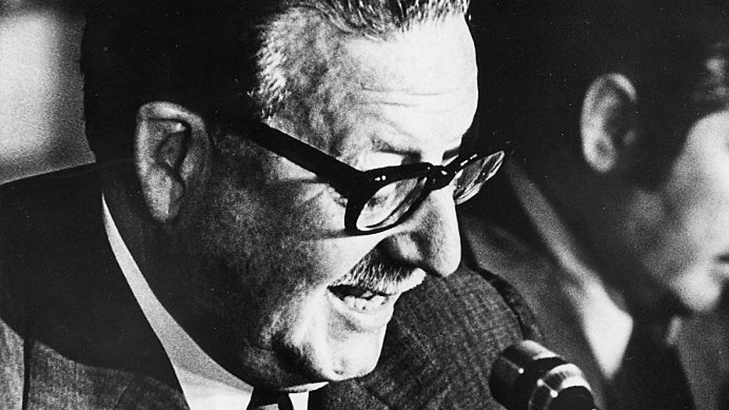 Golpe De Estado De Pinochet A Allende 11 Sonidos Que Marcaron El 11 De Septiembre De 1973 En Chile Bbc News Mundo