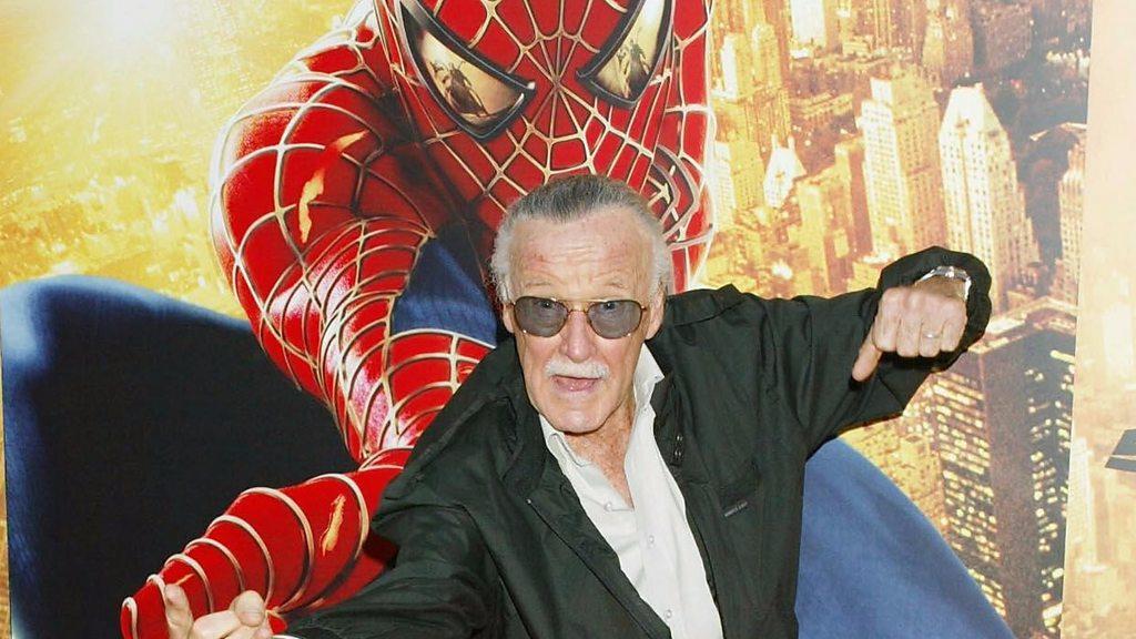 Marvel Comics' Stan Lee dies aged 95
