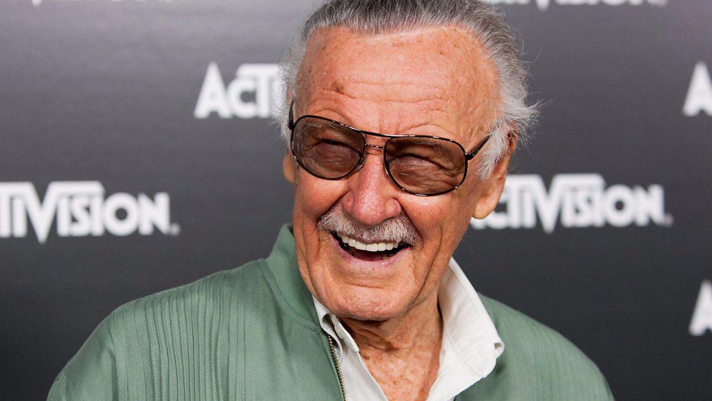 Stars' tributes to Marvel 'genius' Stan Lee thumbnail