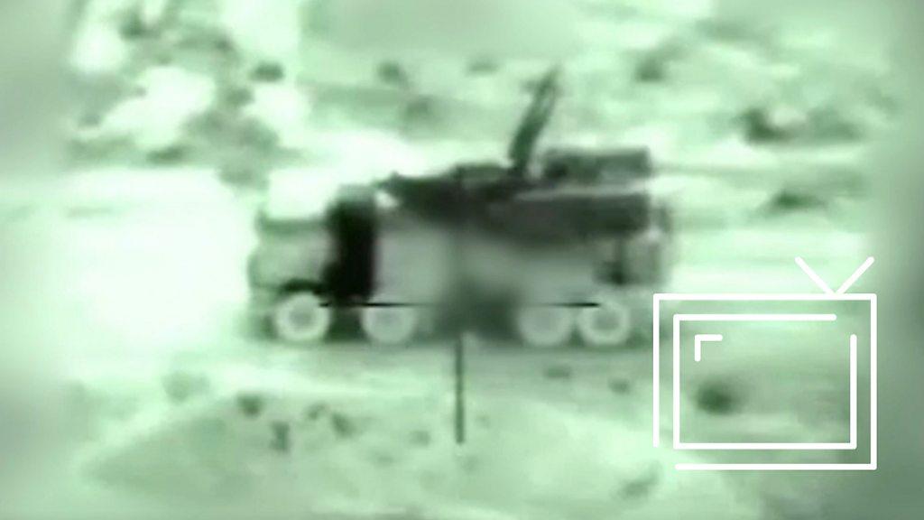 Российские ПВО в Сирии - не помеха Израилю? - BBC News Русская служба