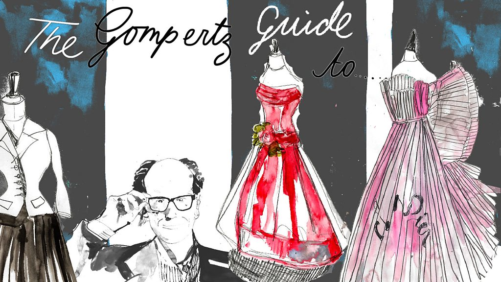 ba63d7b7b6a9 Will Gompertz reviews Christian Dior  Designer of Dreams at the V A ...