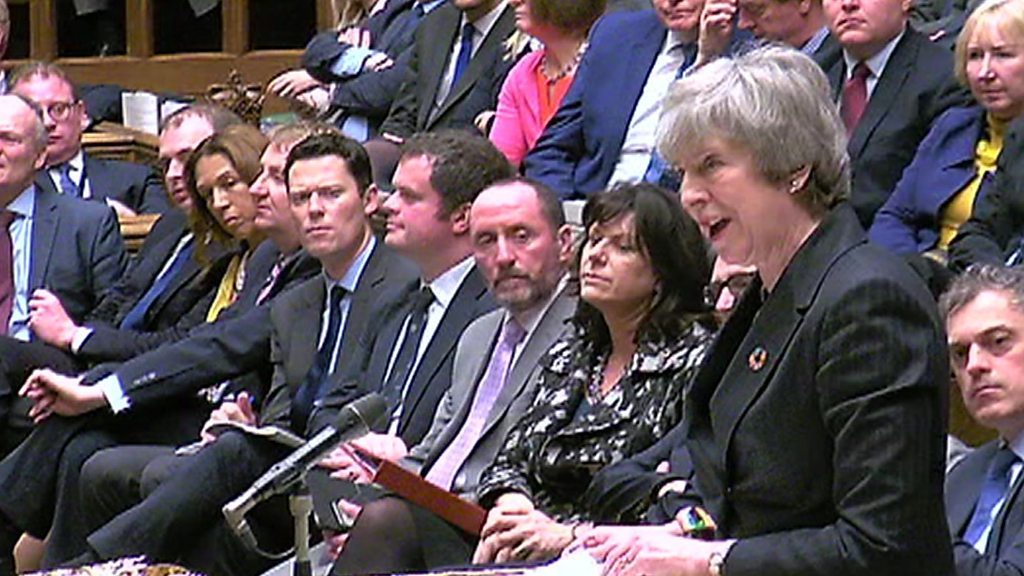 Brexit: PM plans to rush Brexit deal through Commons