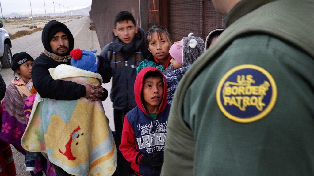 Sixth death of migrant child in US custody
