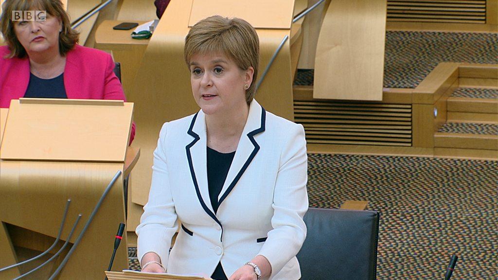 Sturgeon wants Scottish independence referendum by 2021 ...