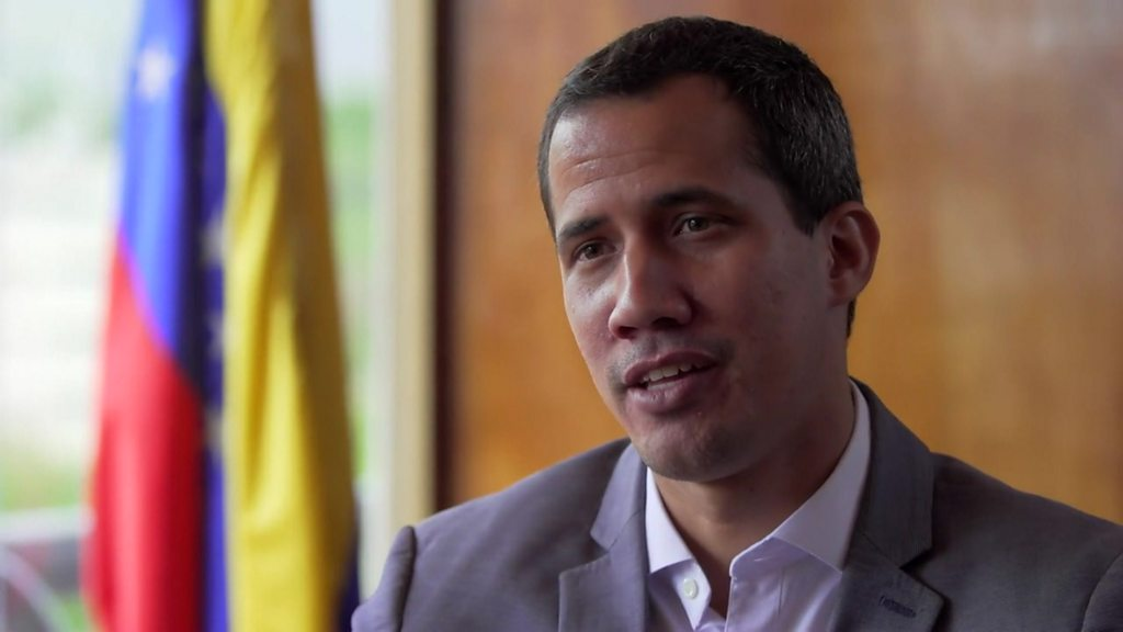Guaidó 'considers asking US to intervene'