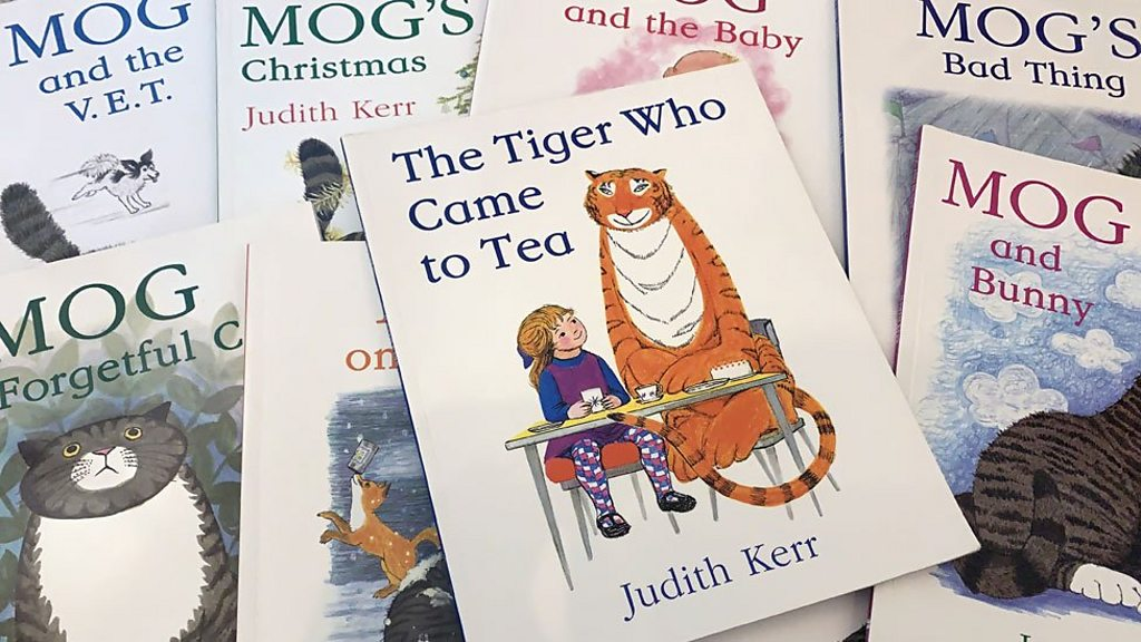 Judith Kerr: Best-selling author who fled the Nazis