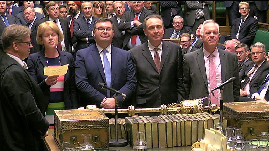 MPs reject Labour plan for no-deal vote