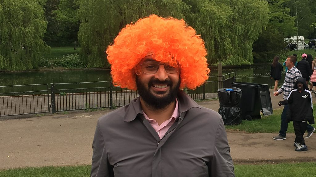 Monty Panesar: I would say I was from Bedford, not Luton