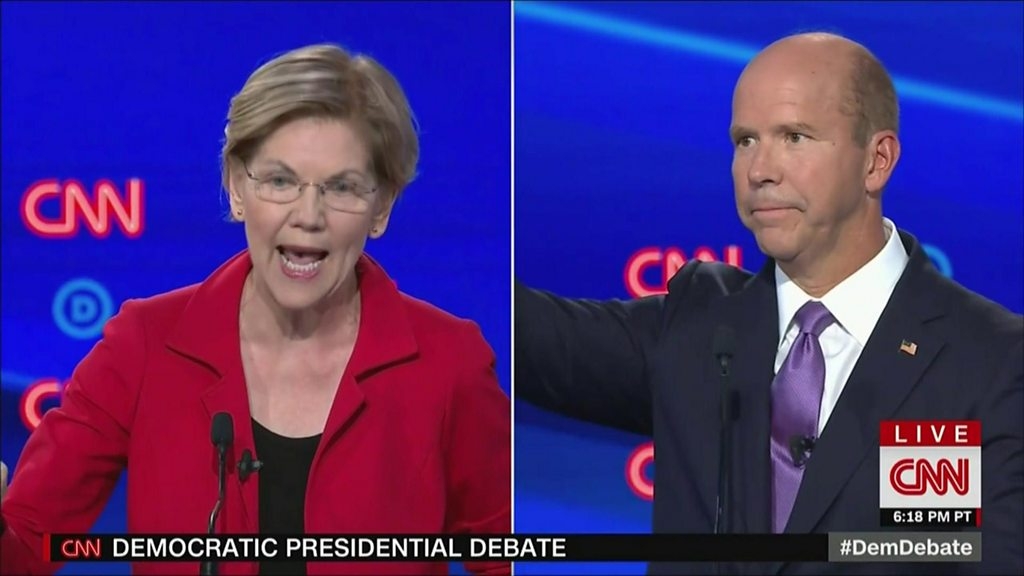 Democratic debates: Who won and lost in round one?