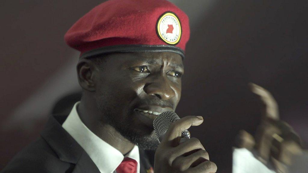Bobi Wine charged with 'annoying' Uganda's Museveni