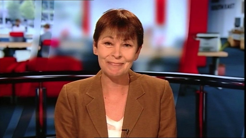 Brexit: Caroline Lucas criticised over all-female cabinet plan