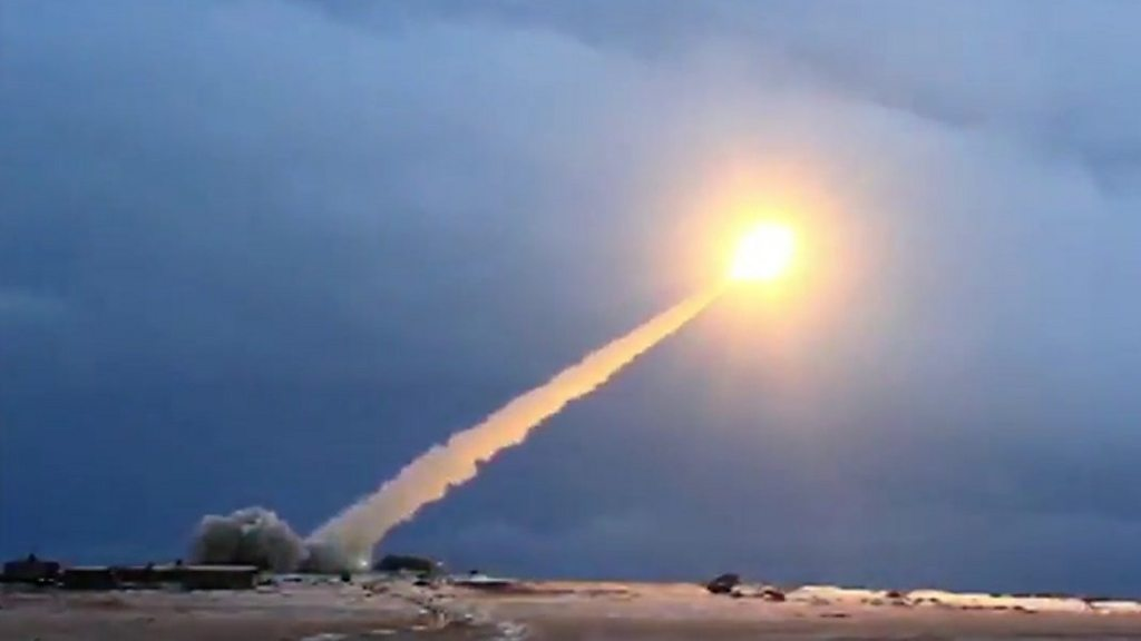 Rocket mystery: What weapon was Russia testing in Arctic?