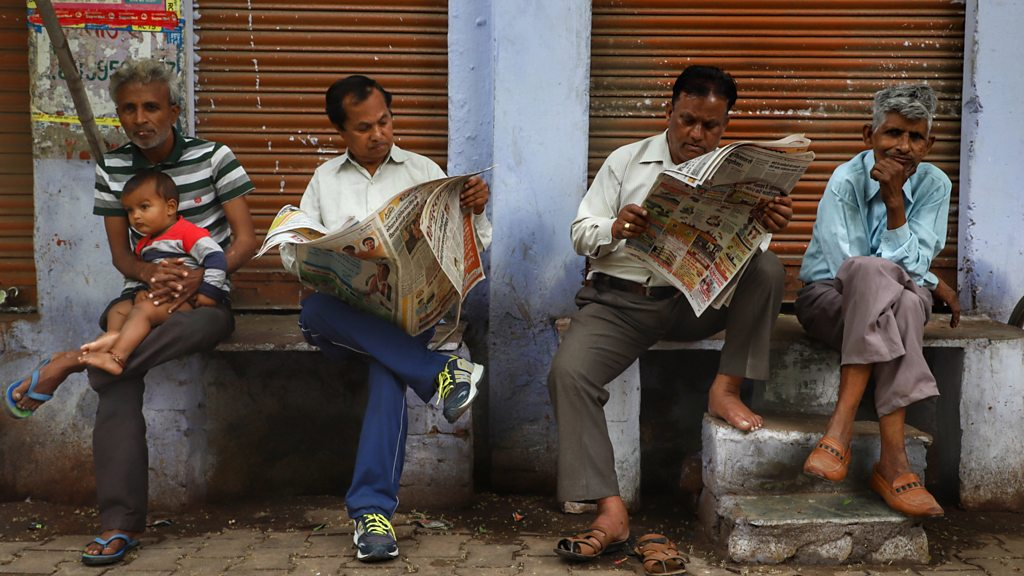 Media Front: India-The future of journalism