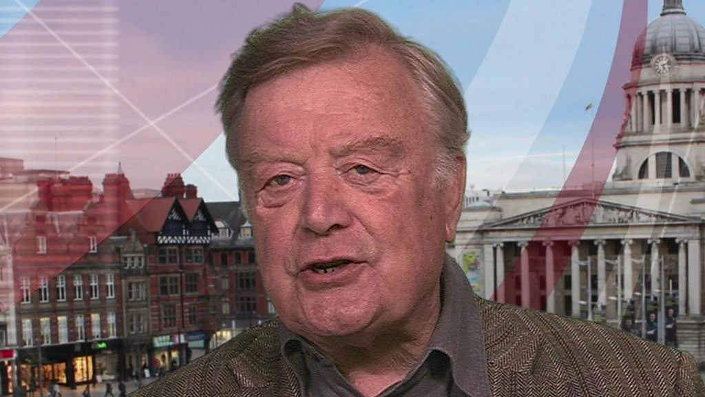 Ken Clarke: I wouldn t rule out becoming prime minister