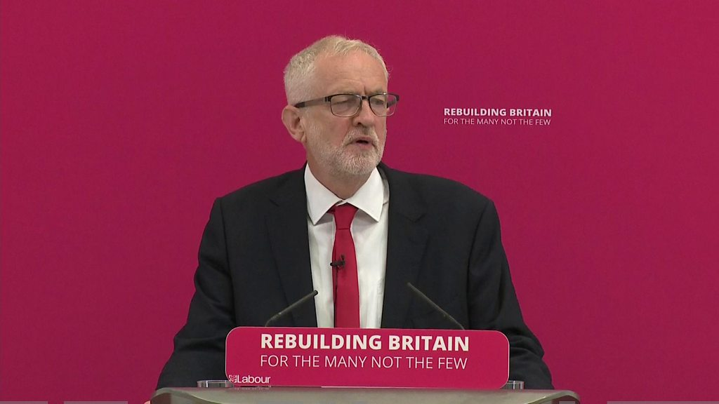 Jeremy Corbyn: General election will stop Brexit  crisis
