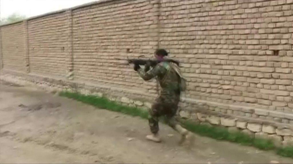 Afghanistan conflict: Taliban launch major assault on Kunduz