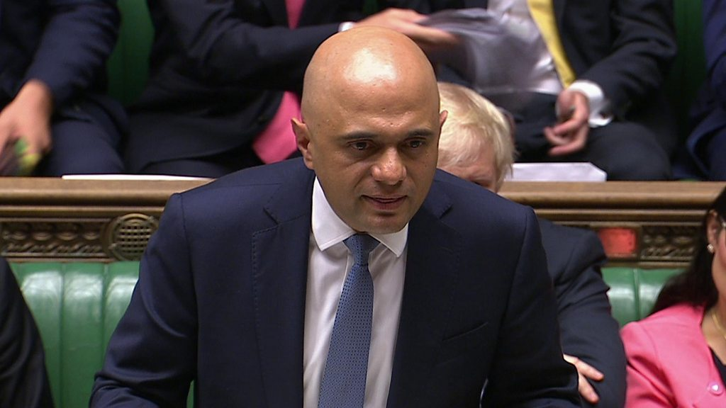 Chancellor, Sajid Javid declared the end of austerity