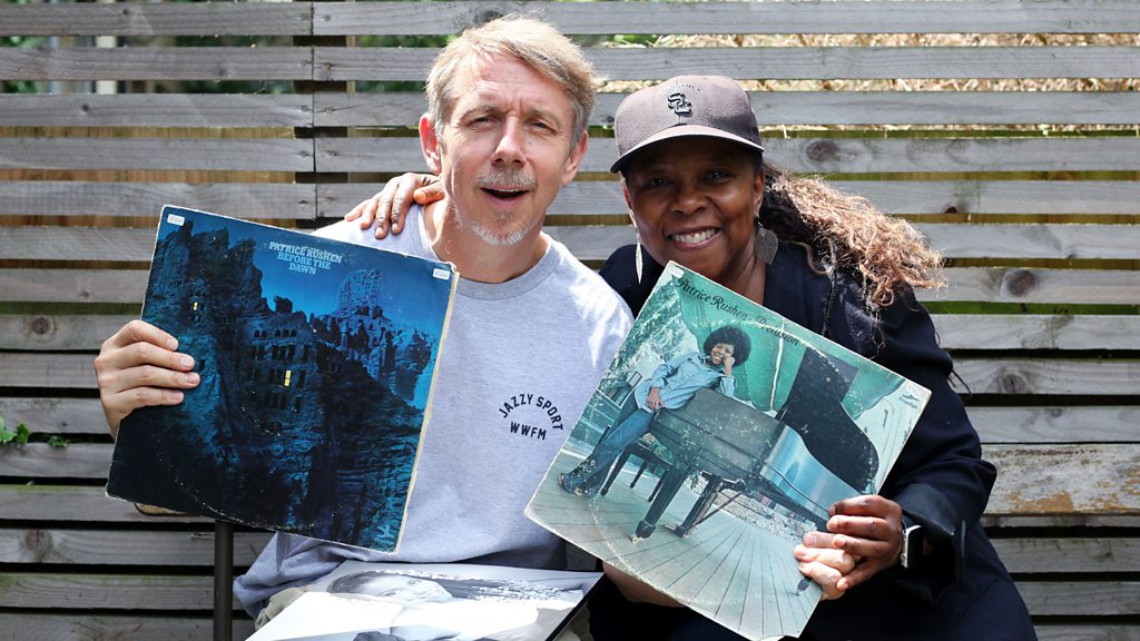 Gilles Peterson - Patrice Rushen and All Vinyl - BBC Sounds