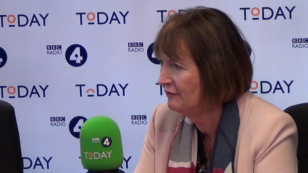 Labour s Harriet Harman to run for Commons Speaker