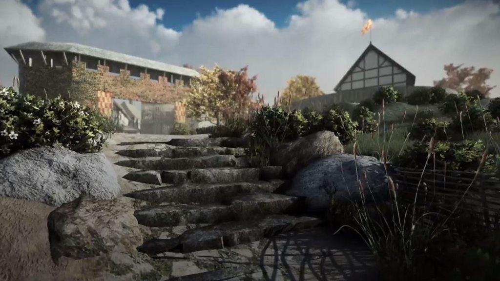 Virtual reality recreates prince's home