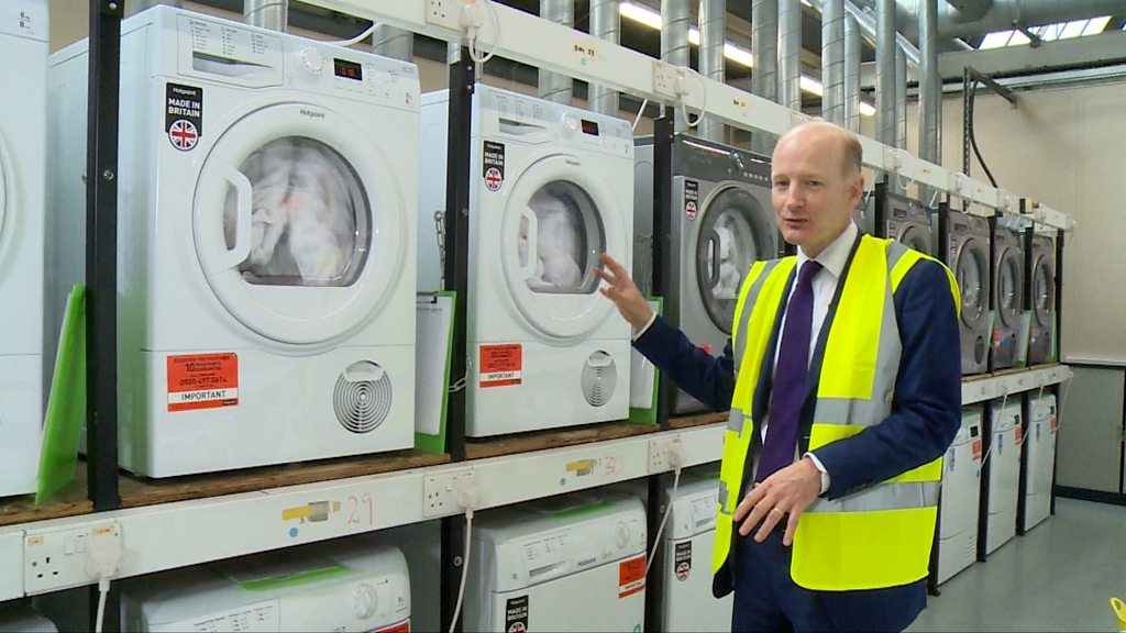 Whirlpool  silenced customers  amid tumble dryer fire scare