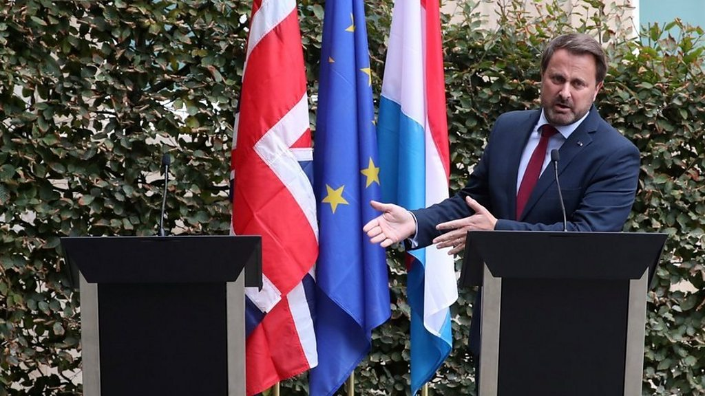 Brexit: Boris Johnson, attacked by Luxembourg PM over  nightmare
