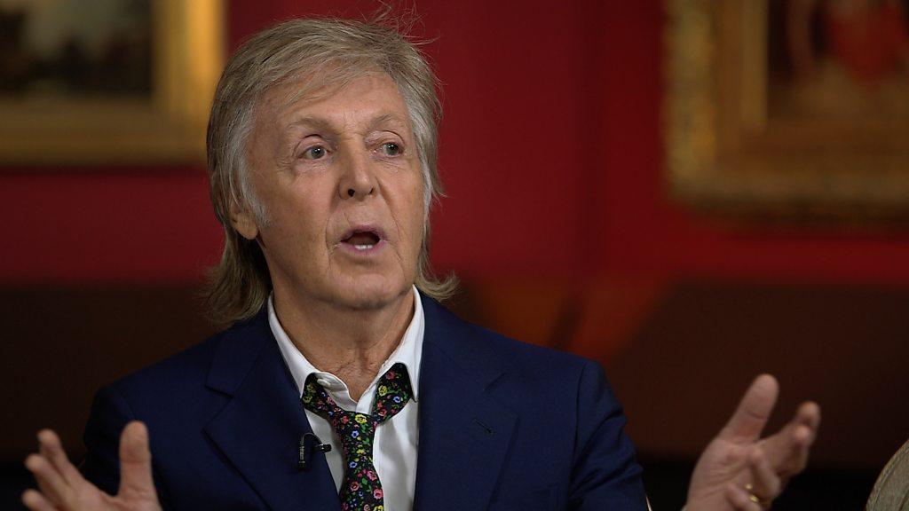 Sir Paul McCartney: British EU exit vote, probably a bug