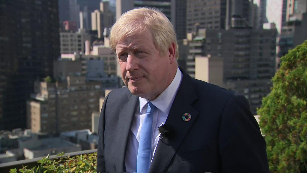 Jennifer Arcuri: Boris Johnson given 14 days to explain businesswoman links
