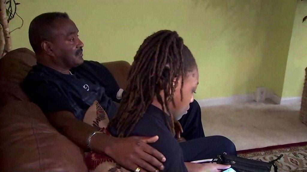White students 'cut off' black girl's dreadlocks