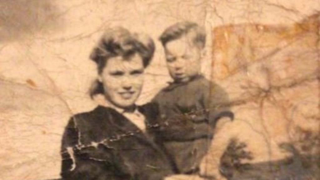 World War Two GI baby: Albert Gilmour reunites with family