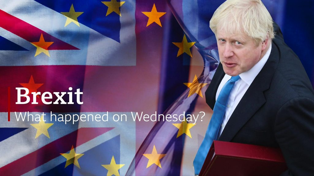 Brexit: Boris Johnson is a lot to MPs