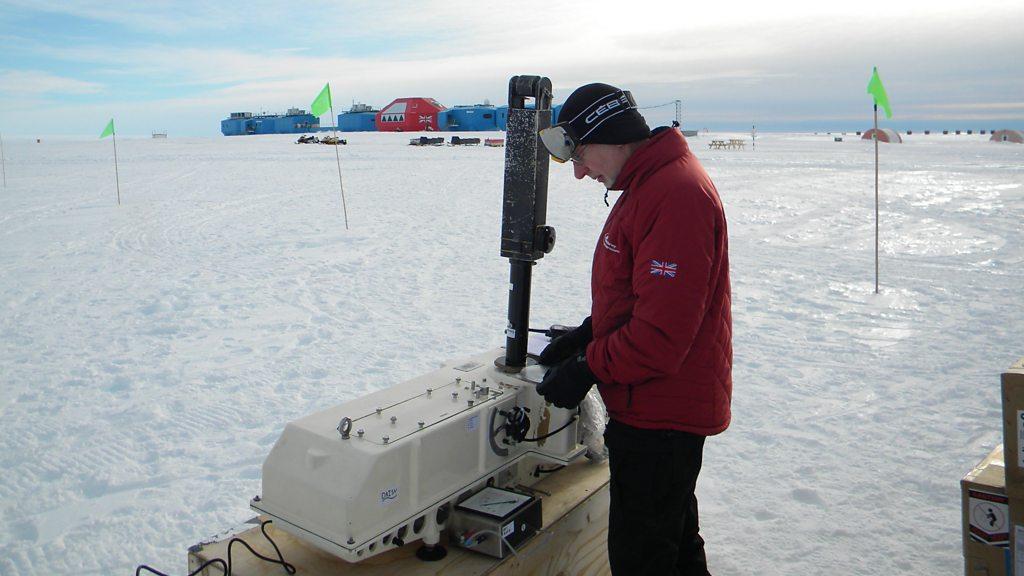'Ozone hole vigilance still required'