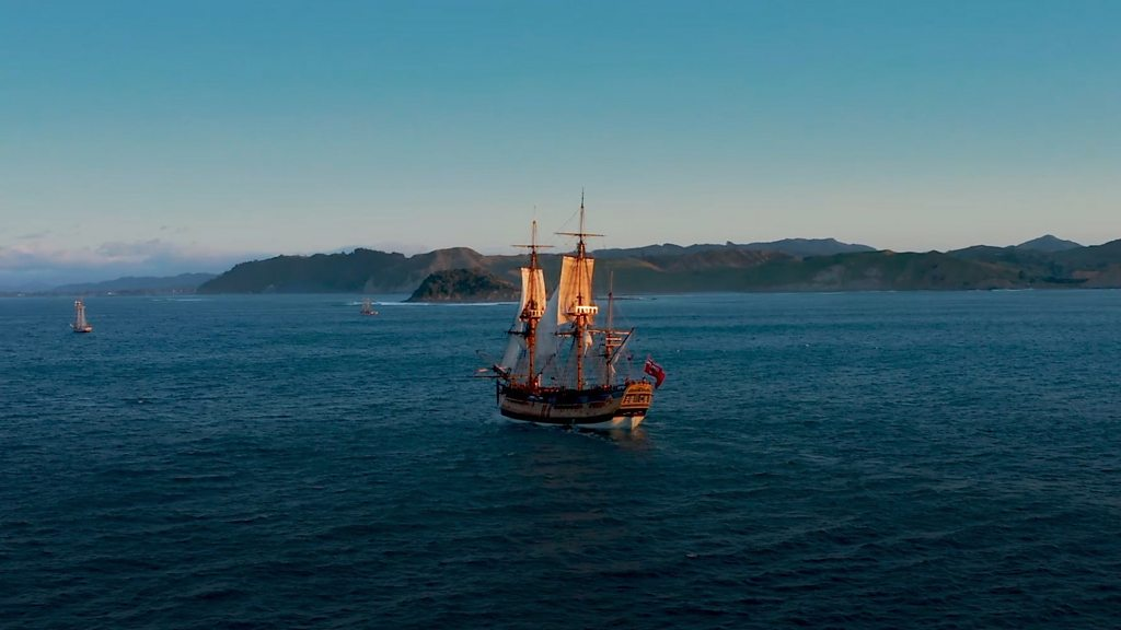NZ jubilee: new Zealand, divided on Cook s landing