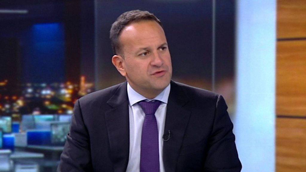 Brexit: Irish PM, Leo Varadkar, says deal  very difficult  to date