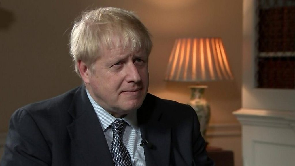 Brexit: a better result than my offer, says Johnson